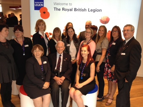 Royal British Legion South East Team